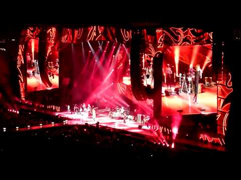The Rolling Stones - Bitch (live) at Comerica Park in Detroit, MI on 07.08.15