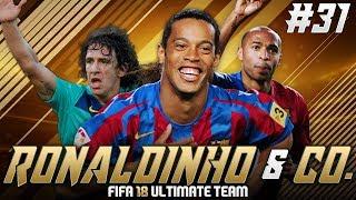 Kompletna rozwałka! - FIFA 18: RONALDINHO & CO. [#31]