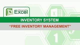 Gambar cover Excel Inventory System (FREE DOWNLOAD)