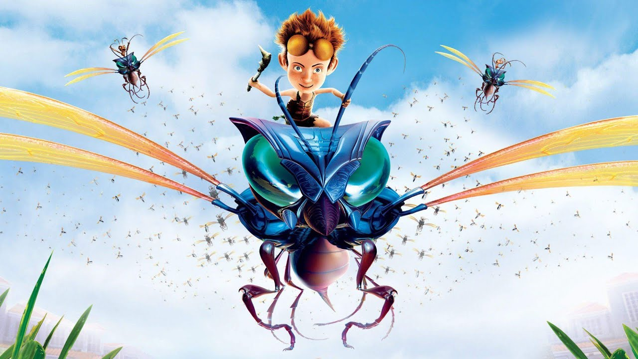 Download The Ant Bully (2006) Movie Explained in Hindi | Animated film Summarized in हिन्दी/اردو
