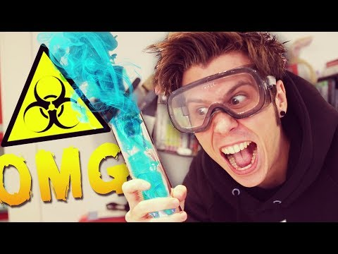SCIENTIFIC EXPERIMENTS with Rubius