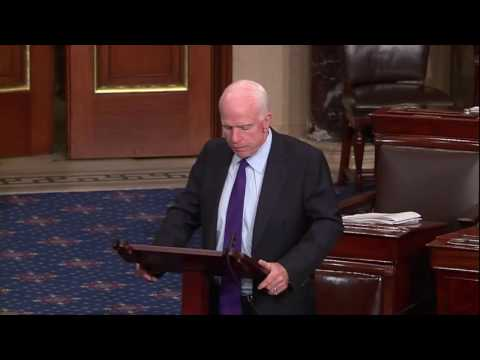 McCAIN STATEMENT ON WORK AHEAD IN 115TH CONGRESS
