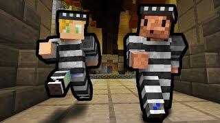 UCIEKINIERZY W MINECRAFT! - Minecraft | ZIO i AGU