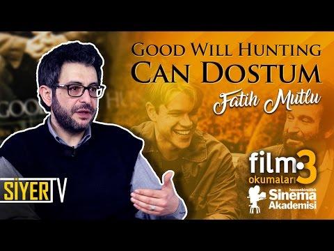Good Will Hunting - Can Dostum Filmi (Gus Van Sant) | Fatih Mutlu (Film Okumaları 3)
