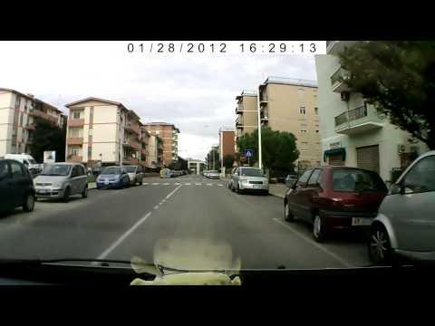 Видеорегистратор купить Gazer H515 - видеообзор от DigiCar