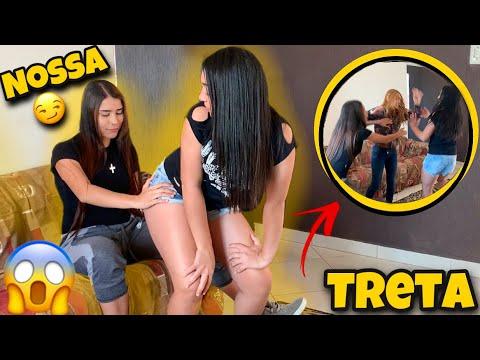 ELA DANÇOU FUNK PRA MIM NA FRENTE DA MINHA NAMORADA 😱 DEU TRETA  !!!