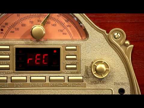 Electrohome Nostalgia Stereo System EANOS502