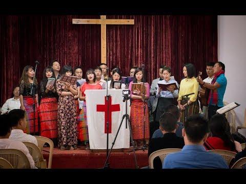 Zingsui Sambu Ramnao   TBCB Thanks Giving Sunday 2017