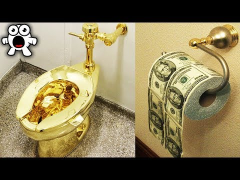 Expensive Useless Things Billionaires Spend Their Money On