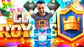 CONSIGUIENDO EL MEGA CABALLERO EN DIRECTO!!! NUEVA LEGENDARIA de Clash Royale - TheGrefg