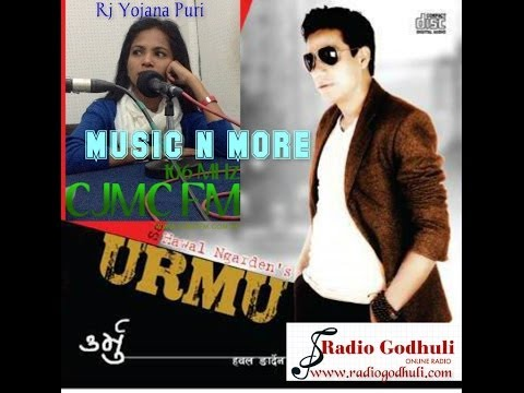 MUSIC N MORE with singer Hawal Ngarden(Lama) RJ Yojana Puri