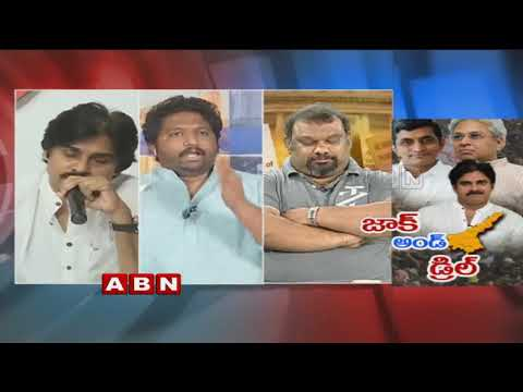 ABN Debate Over RGV Comments On TDP MPs Protest | Kathi Mahesh And Dileep Sunkara | Part 3