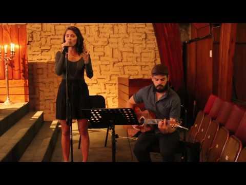 River - Leon Bridges (live cover by Dené)
