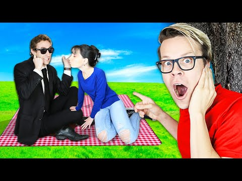 Tricking Ex Best Friend On First Date With Crush For 24 Hours! (First Kiss With Alice The Hacker)