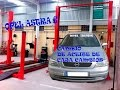 OPEL ASTRA G cambio de aceite de caja de cambios