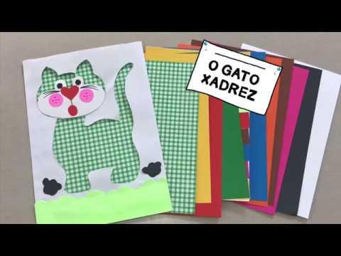 Recurso Para Contar Historia O Gato Xadrez Youtube