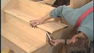 Видео строительство лестниц. Часть 6.(, 2010-08-09T18:46:53.000Z)