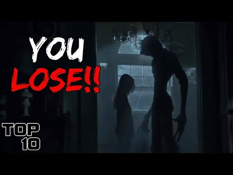 Top 10 Cursed Paranormal Games You Should Never Play
