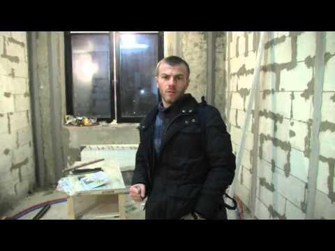 Ремонт квартир в новостройке ЖК Водный  2016 г. Noviy-format.ru