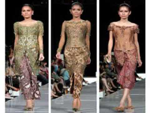 Kebaya Modern Jawa Tengah