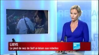 Libye : Le pied de nez de SaIf Al-Islam Kadhafi aux rebelles