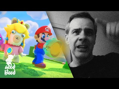 Grant Kirkhope Finds Out He's Writing Music For Mario