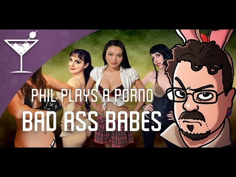Bad Ass Babes | Phil Plays A Porno, Guest Starring AnnaLee! NSFW - 18+