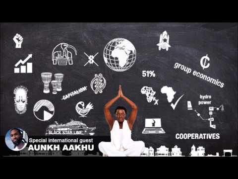 Afrika Speaks: Has The Pan-Afrikan Movement Failed To Market Itself Effectively?  feat Aunkh Aakhu