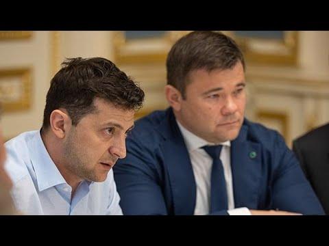 Отставка главы администрации президента Украины!