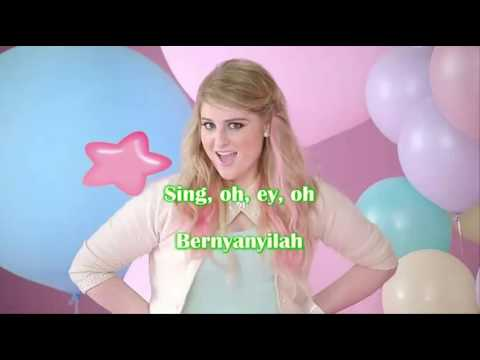 Meghan Trainor - Better when i'm dancing (lirik terjemahan indonesia)