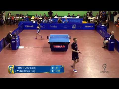 Liam Pitchford v Wong Chun Ting - Champions League