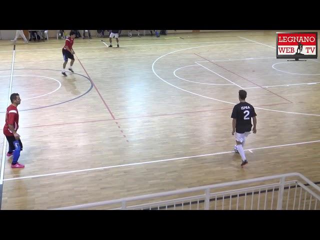 Ticinia Novara vs Ispra C5
