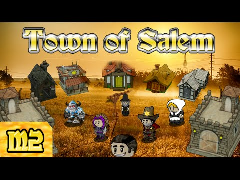 Jail Fail (Town of Salem with Tormental)