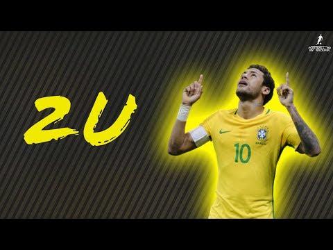 Neymar JR 2017 | David Guetta Ft. Justin.B - 2U • Insane Skills & Goals 16/17 | HD 1080p