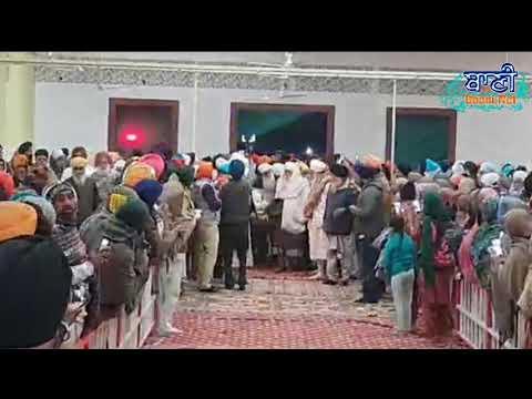 Antim-Darshan-Of-Sant-Baba-Ram-Singh-Ji-Singha-Karnal-Wale-Karnal-Baani-Ne