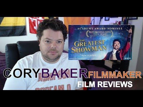 0010 The Greatest Showman (Movie Review: Hugh Jackman, Zac Efron, Zendaya)