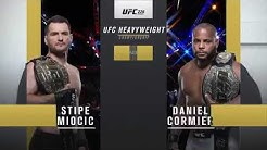 UFC 241 Free Fight: Daniel Cormier vs Stipe Miocic 1