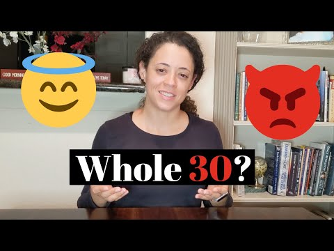 Whole 30 Diet | Pros and Cons
