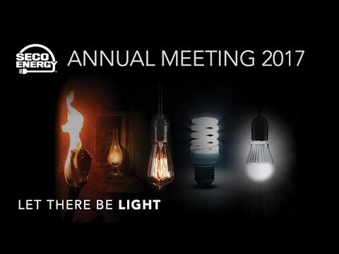 SECO Energy 2017 Annual Meeting