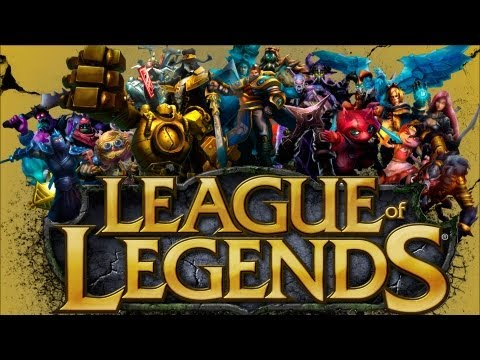 видео: league of legends - Папки угарают! via mmorpg.su
