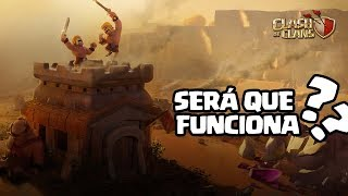 TESTEI O NOVO MATCHMAKING DO CLASH OF CLANS! ADEUS CORINGAS?