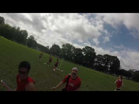 What it's like to play beater in Major League Quidditch
