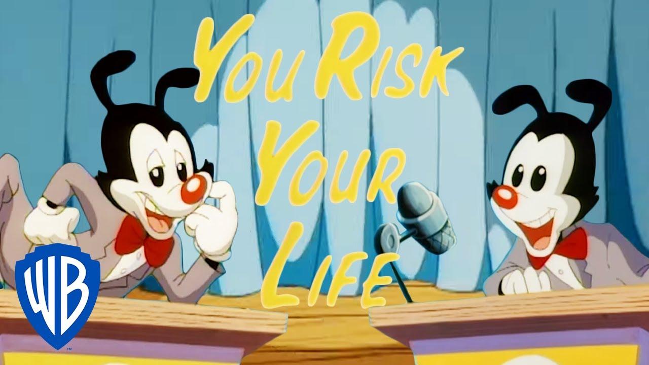 Animaniacs | Yakko's Crazy Game Show | Classic Cartoon | WB Kids