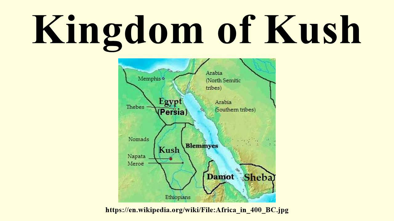 Kingdom of Kush YouTube