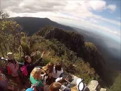 Ohio State Study Abroad - Australia 2015