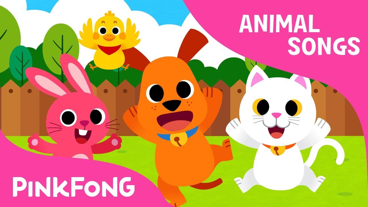 animals animal baby songs pinkfong children wiki
