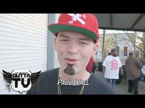 Paul Wall Speaks On Working With Kanye West On Drive Slow & Jay Z Cleared The Song