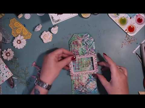 Magical Tags with Natalie May for Lindys Stamp Gang