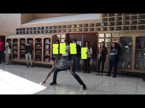 Promposal at North Rockland High School