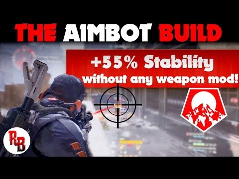 The Division  I  The Aimbot Build